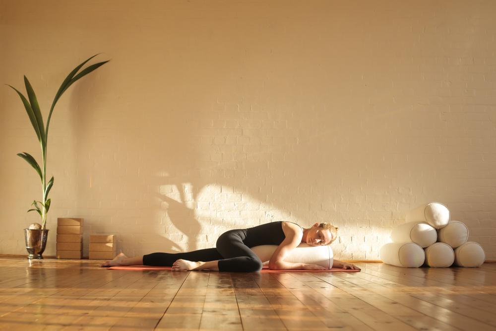 Restorative Yoga for Mental Health & Immunity